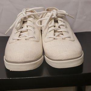 UGG Shoes - NWOB UGG Sleek Canvas Sneaker w/ Sheepskin Heel